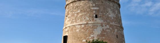 Wehrturm in Punta Prima
