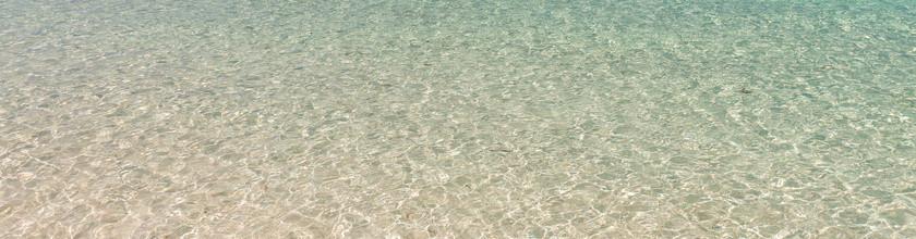 Ses Illetes Beach in Formentera, Spain.